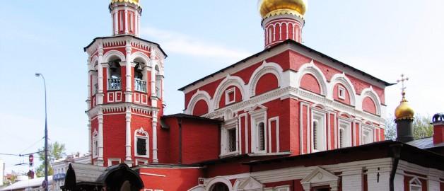 Настоятель Сергиевского прихода посетил Московское подворье Александрийской Православной Церкви