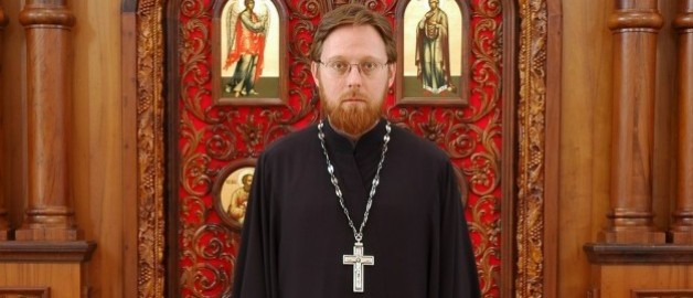 Hegumen Philaret (Bulekov), Rector of the Parish of St. Sergius of Radonezh from 2000 to 2004