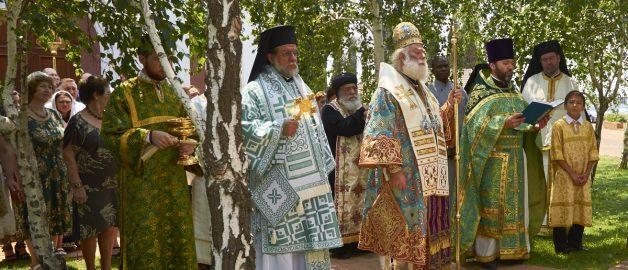 РОЖДЕСТВЕНСКОЕ ПОСЛАНИЕ Блаженнейшего Патриарха Александрийского и всея Африки Феодора II
