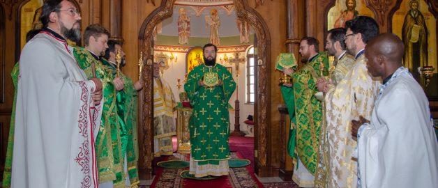 20th anniversary of Russian Parish in Johannesburg
