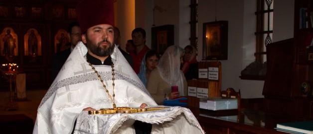 Александрийский Патриарх посетил русский храм в Йоханнесбурге