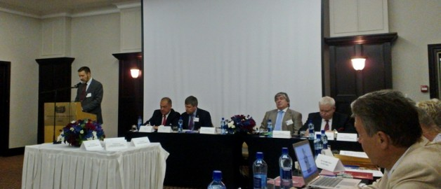 Священник Даниил Луговой принял участие в открытии Региональной конференции российских соотечественников