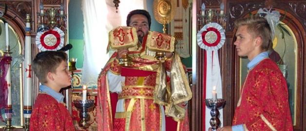 Пасхальное богослужение в Дурбане