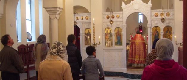 Divine Liturgy in Cape Town
