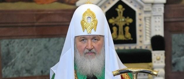 Святейший Патриарх Кирилл: «Главное чудо Сергия Радонежского — он сам»