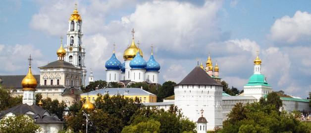 16-18 июля Сергиев Посад станет центром церковных торжеств, посвященных 700-летию преподобного Сергия Радонежского