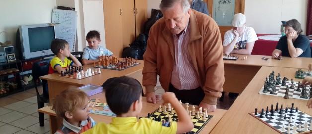 Шахматная встреча