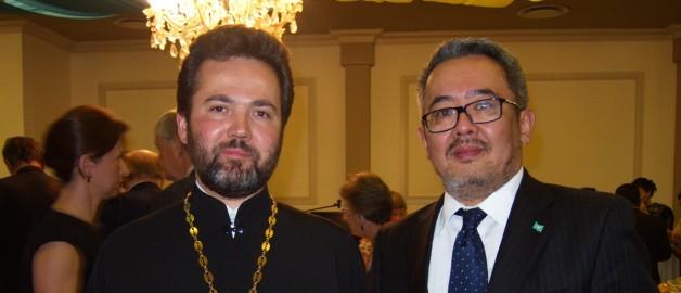 Прием в посольстве Республики Казахстан в ЮАР