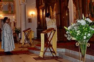 Малый вход на Божественной литургии