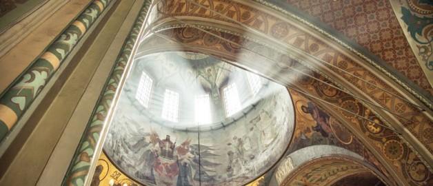 40-летие служения в священном сане настоятеля храмов Николо-Перервинского монастыря
