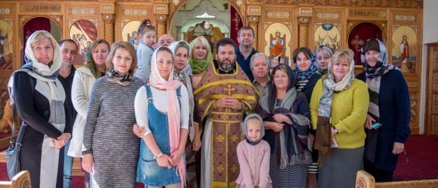 Отдание праздника Святой Троицы