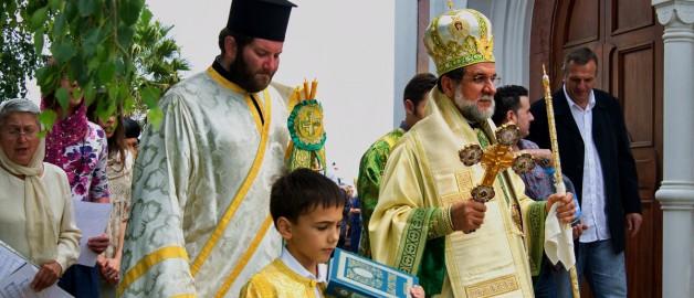 Празднование 700-летия со дня рождения прп. Сергия